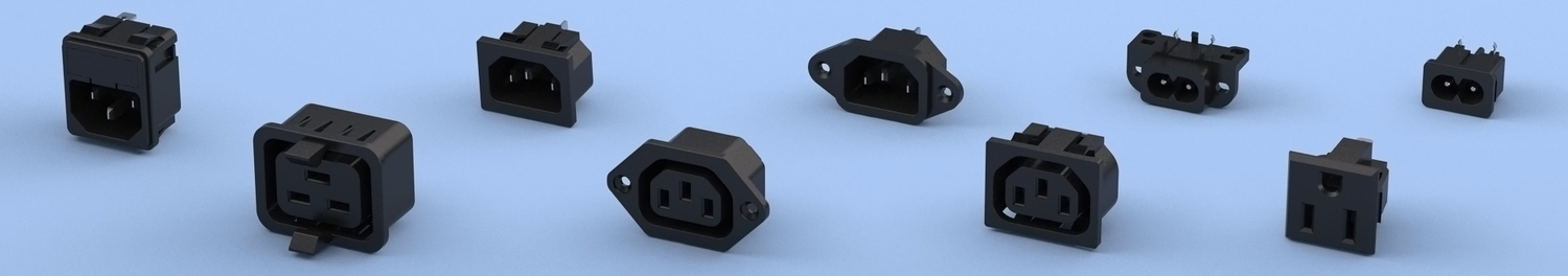AC INLETS & OUTLETS